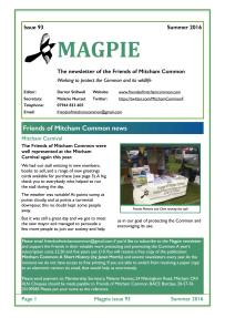 Magpie 93 first page